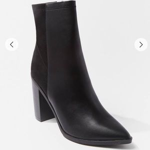 Combo Ankle Back Boots